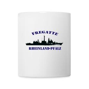 Fregatte Rheinland-Pfalz F209  Tasse - Tasse
