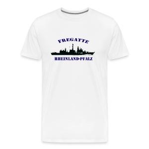 Fregatte Rheinland-Pfalz F209  Shirt - Männer Premium T-Shirt