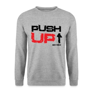 Push-Up Sweatshirt hell Männer - Männer Pullover