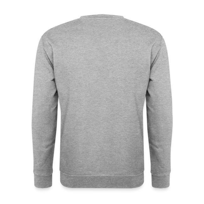 Push-Up Sweatshirt hell Männer