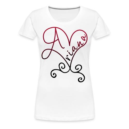 Ariana - Women's Premium T-Shirt