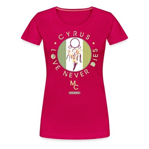 Love Never Dies - Women's Premium T-Shirt