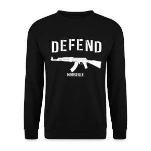 Defend - Sweat-shirt Homme