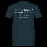 T-Shirts ~ Männer T-Shirt ~ Barhocker-Shirt (Herren)