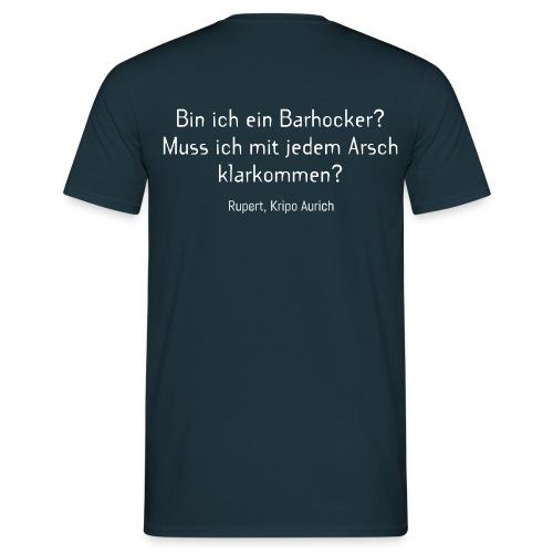 Barhocker-Shirt (Herren) - Männer T-Shirt