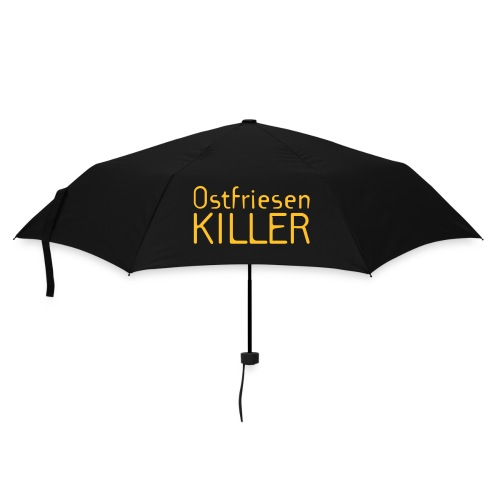Ostfriesenkiller-Regenschirm - Regenschirm (klein)