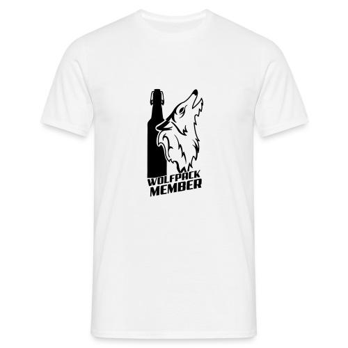 wolfsrudel crew - Männer T-Shirt