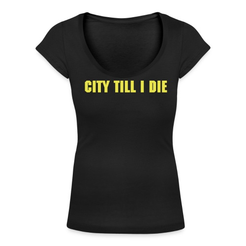 Womens T Black - Women's Scoop Neck T-Shirt