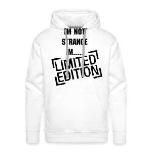 Im limited edition. - Men's Premium Hoodie