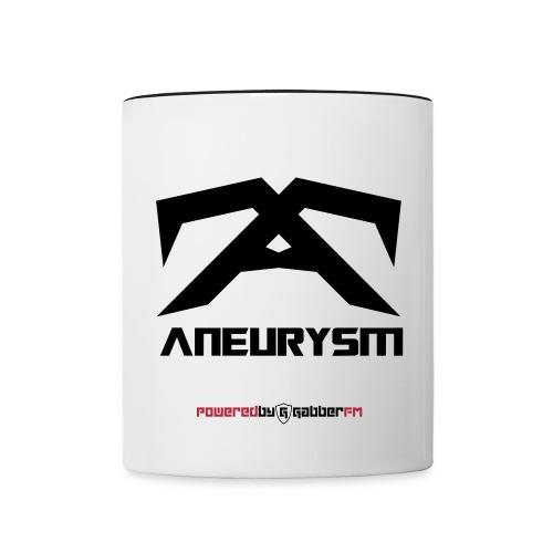 Aneurysm Coffee Cup - Contrasting Mug