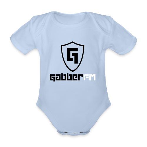 Gabber.FM One Piece - Organic Short-sleeved Baby Bodysuit