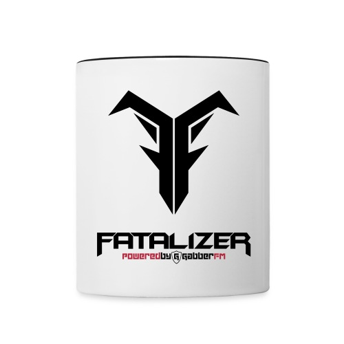 Fatalizer Coffee Cup - Contrasting Mug