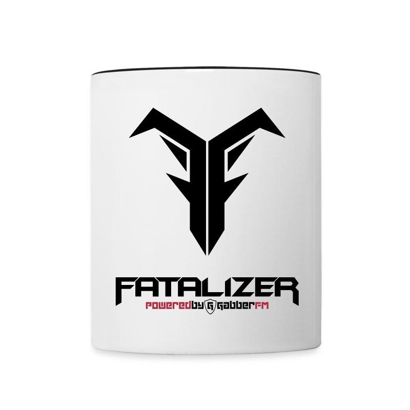 Fatalizer Coffee Cup - Contrasting Mug