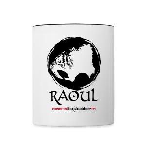 Raoul Coffee Cup - Contrasting Mug