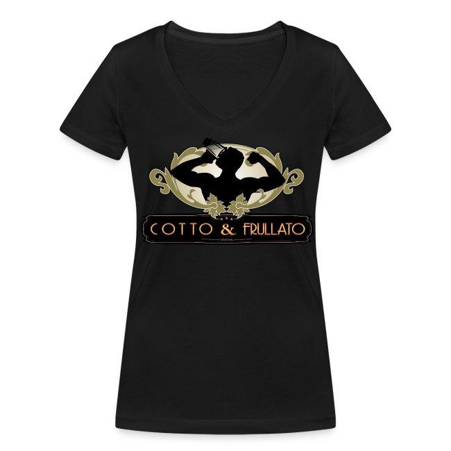 T-Shirt donna Cotto & Frullato