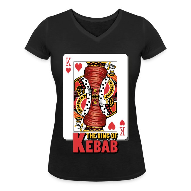 The King of Kebab T-Shirt da Donna