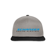 Caps & Mützen ~ Snapback Cap ~ SRE-Snapback grau/schwarz