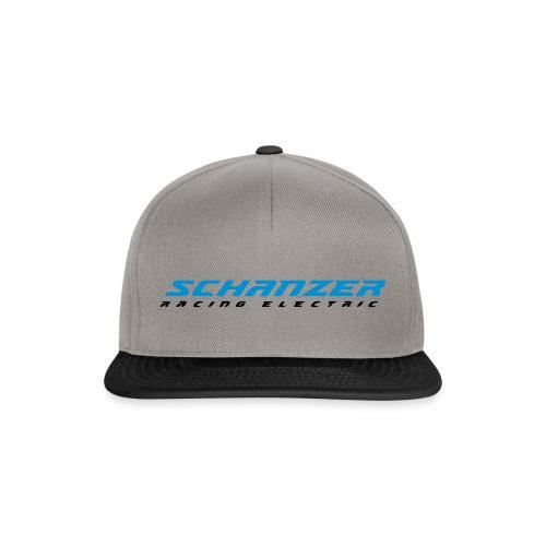 SRE-Snapback grau/schwarz - Snapback Cap