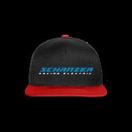 Caps & Mützen ~ Snapback Cap ~ SRE-Snapback schwarz/rot