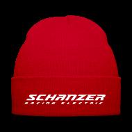 Caps & Mützen ~ Wintermütze ~ SRE-Beanie rot