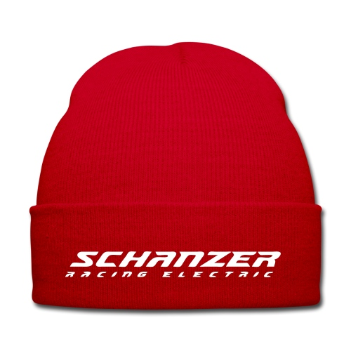 SRE-Beanie rot - Wintermütze