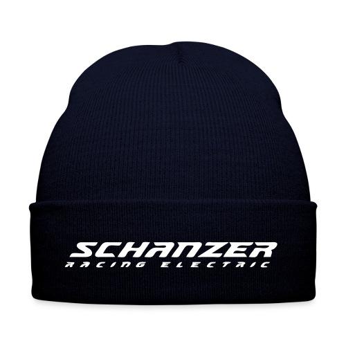 SRE-Beanie blau - Wintermütze