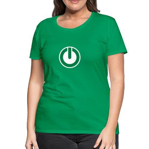 On W - Women's Premium T-Shirt