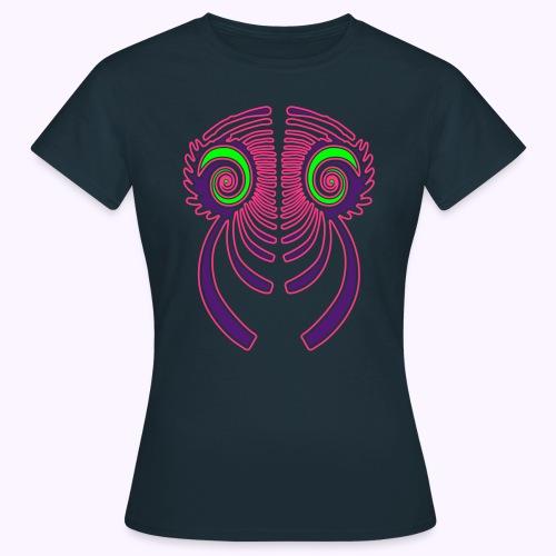 Fractal Dragon 3 Color: Women's Classic Shirt - Women's T-Shirt