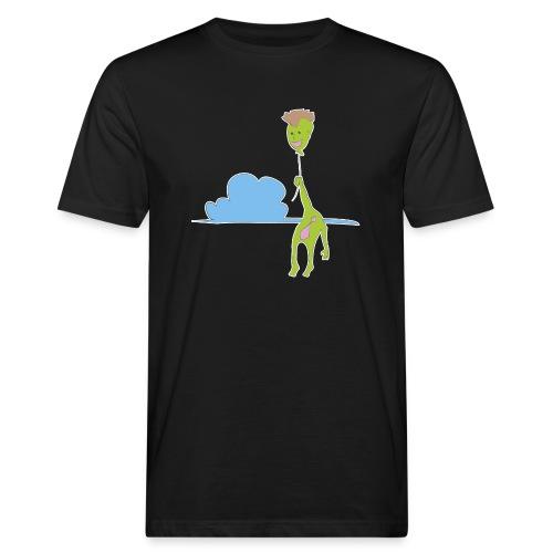 Ballonmonster - Männer Bio-T-Shirt