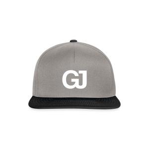 GJ Snapback Grey/Black - Snapback Cap