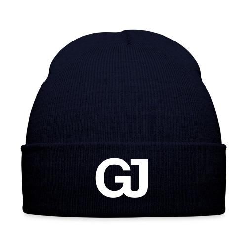 GJ Knit Beanie Navy - Winter Hat