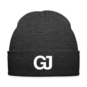 GJ Knit Beanie Grey - Winter Hat