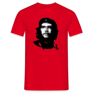 Che Pixel - Men's T-Shirt