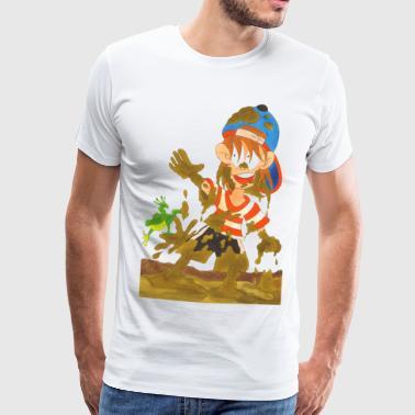 Matsch macht Spaß! - Männer Premium T-Shirt