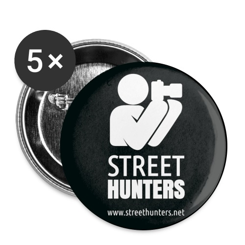 Buttons large 2.2''/56 mm (5-pack)
