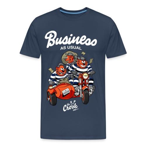 B.A.U. #1 - T-shirt Premium Homme