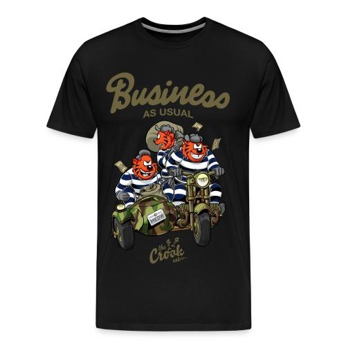 B.A.U. #2 - T-shirt Premium Homme