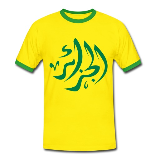 Brasilia - T-shirt contrasté Homme