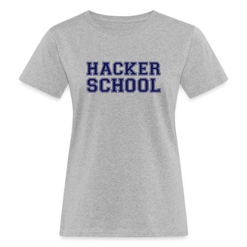 Für Hackerinnen - Frauen Bio-T-Shirt