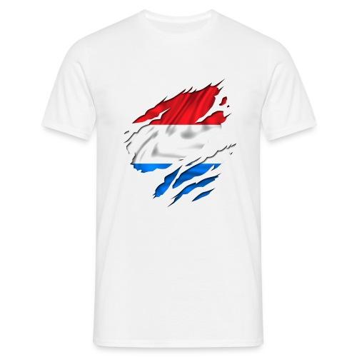 Vlag - Mannen T-shirt