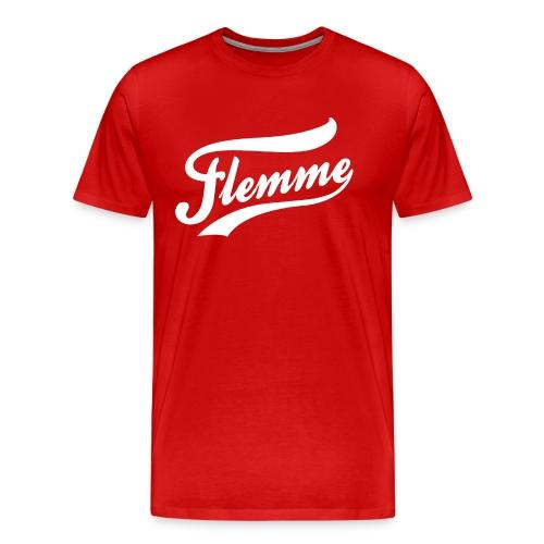 Tshirt Flemme Homme - T-shirt Premium Homme