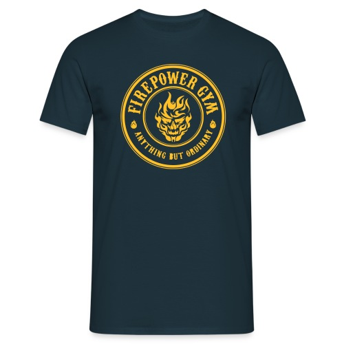 Firepower Men's Basic T-Shirt - Men's T-Shirt