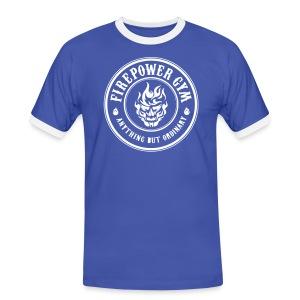 Firepower Men's Ringer T-Shirt - Men's Ringer Shirt