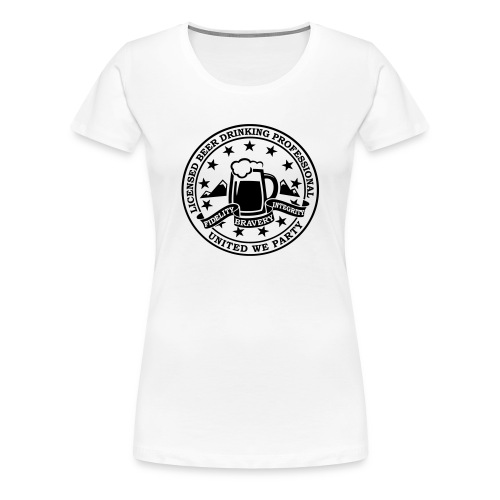 United we party - Women's Premium T-Shirt