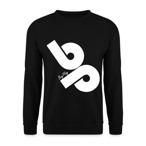 BPOMG Crewneck Black - Männer Pullover