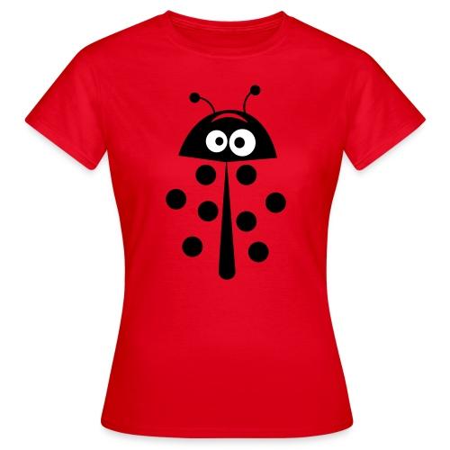 Ladybug - Camiseta mujer