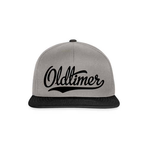 Oldtimer - Snapbackkeps