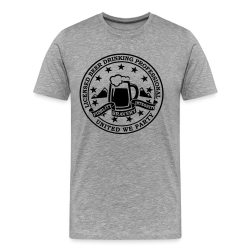 United we party - Men's Premium T-Shirt