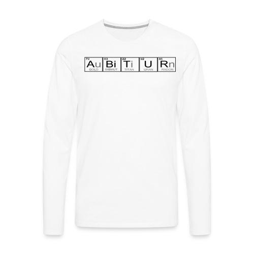 Abitur - Männer Premium Langarmshirt