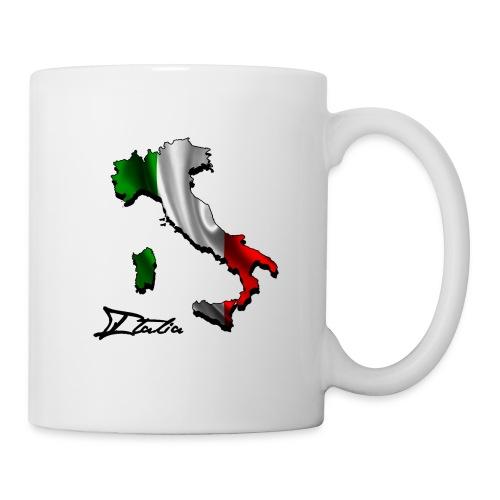 Kaffeetasse-Italien - Tasse
